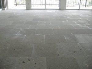 Cantera After Baker S Travertine Power Clean Polishing