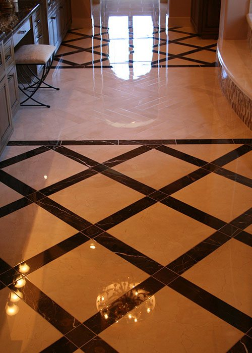 Marble Interiors Photo Gallery