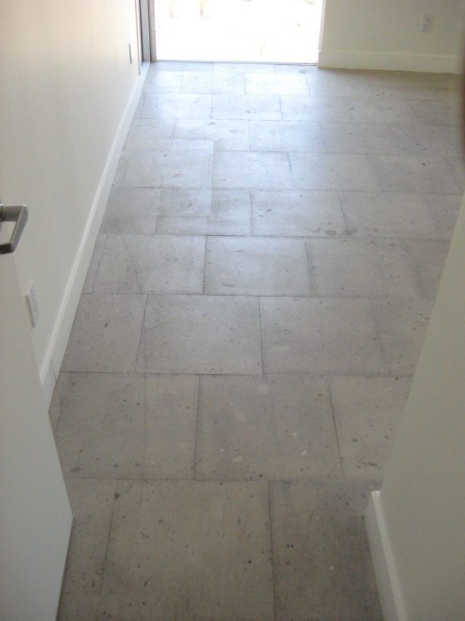 Before: Cantera | Cantera Interior | Photo Gallery | Baker's Travertine Power Clean