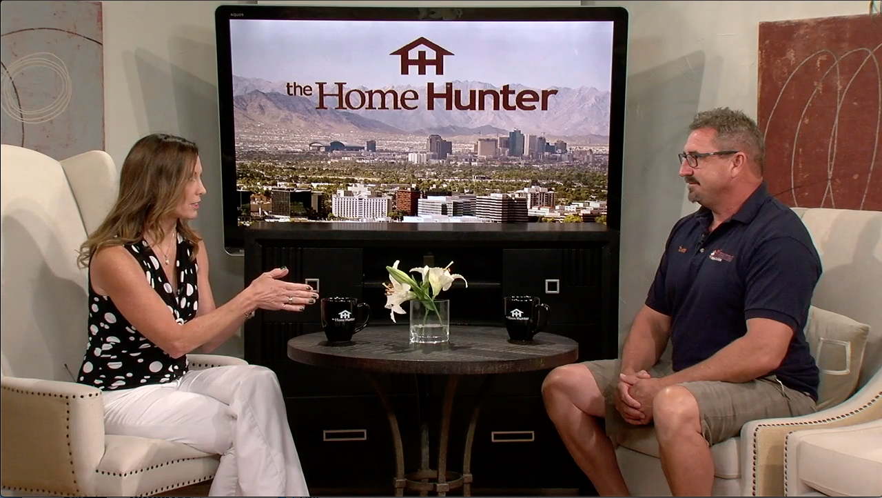 Home Hunter Interviews Tom Baker